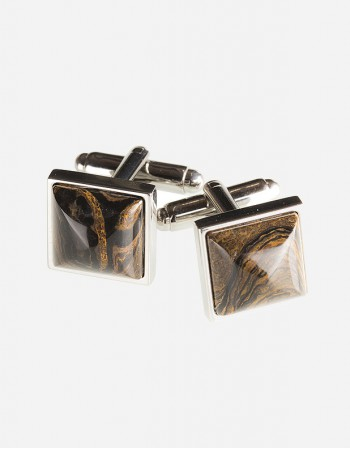Stone Cufflinks - Made in Italy - Giobagnara