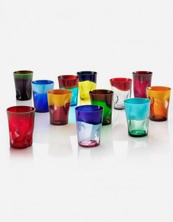 Dandy Bicchiere - Vetro di Murano - NasonMoretti