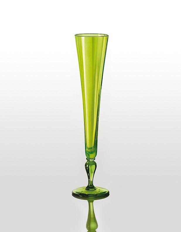 Excess Flute - Murano Glass