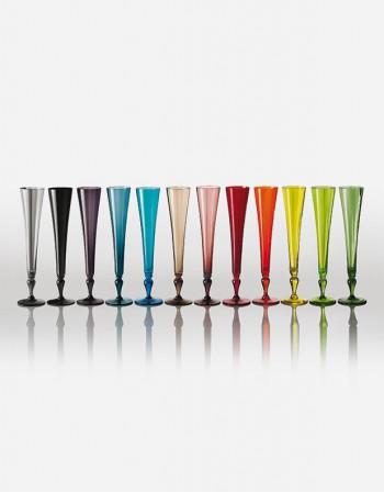 Excess Flute - Murano Glass - NasonMoretti