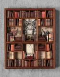 Law Theme - Miniature Library - Manuzio