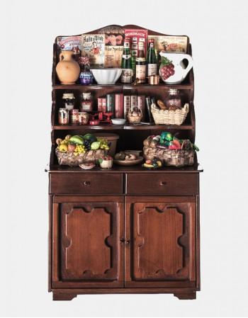 Cucina - Mobile in Miniatura - Manuzio
