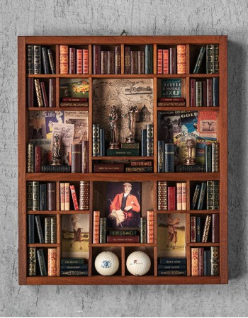 Golf Theme - Miniature Library - Manuzio