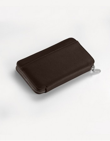 International Long Leather Wallet - Giulio Secco