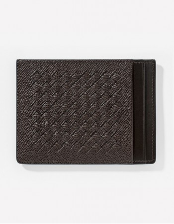 Leather Man Wallet - Giulio Secco