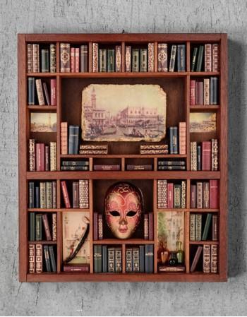 Venezia - Libreria in Miniatura - Manuzio