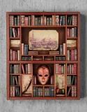 Venice Theme - Miniature Library - Manuzio