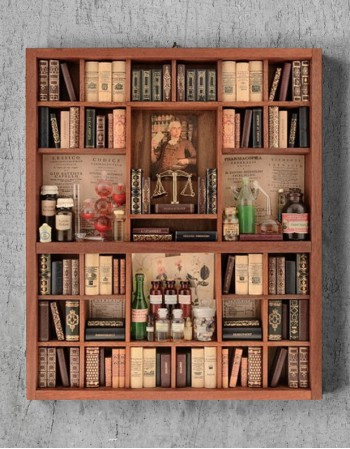 Pharmacy Theme – Miniature Library - Manuzio