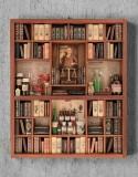 Farmacia - Libreria in Miniatura -Manuzio
