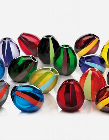 Sasso Vase- Murano Glass - NasonMoretti