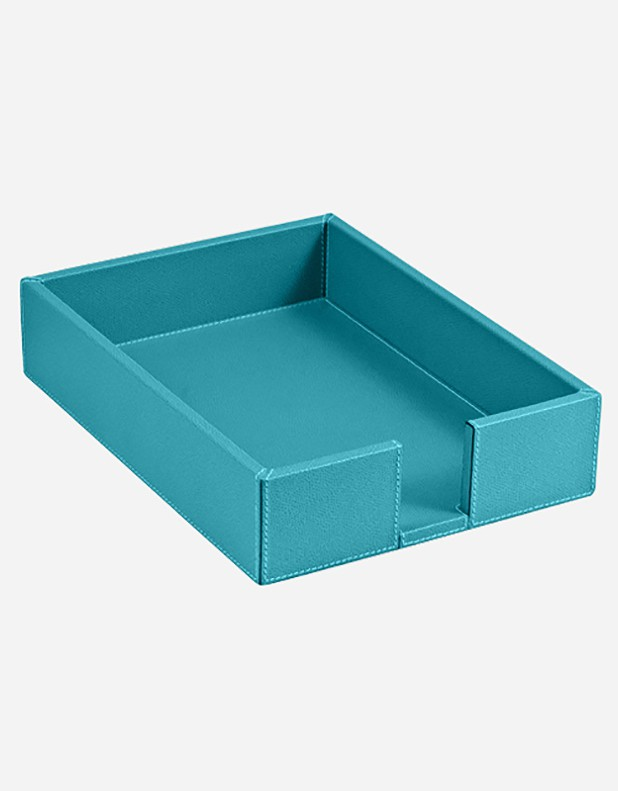Leather A4 Paper Tray Quality Item Made In Italy Online Shop