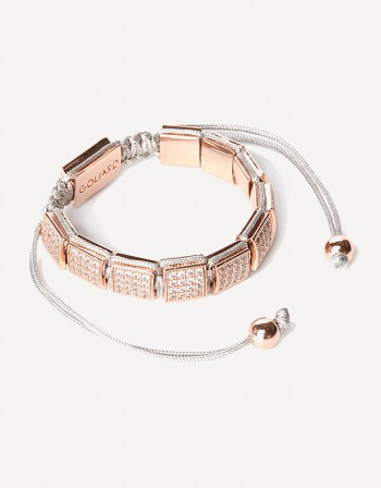 Collection Square Elegance Bracelets - Made in Italy - Goliard