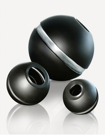 Saturno Vase - Murano Glass - Fornace Mian