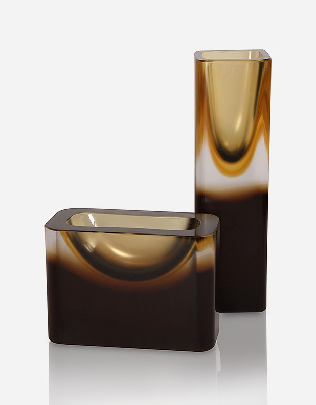 Philososphy Vase - Murano Glass - Fornace Mian