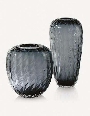 Treccia Vase - Murano Glass - Fornace Mian