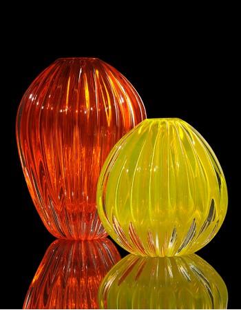 Gala Vase - Murano Glass - Fornace Mian