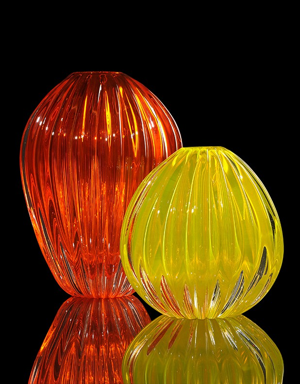 Gala Vase - Murano Glass - Fornace Mian