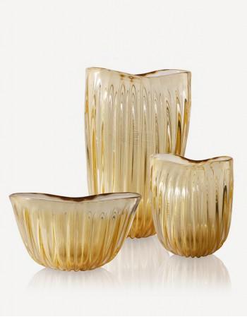 Cenere Vase - Murano Glass - Fornace Mian