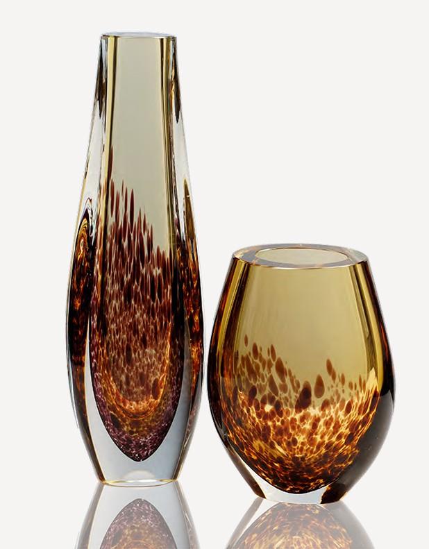 Ghibli Vase - Murano Glass - Fornace Mian