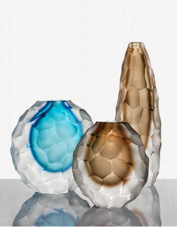 Invidia Vase - Murano Glass - Fornace Mian