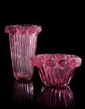 Vaso Rose - Vetro di Murano - Fornace Mian