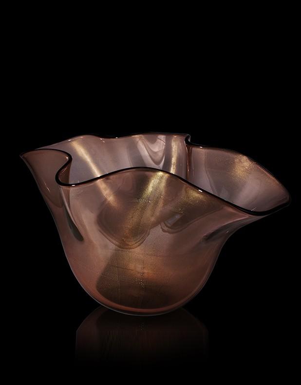 Vaso Athena - Vetro di Murano - Fornace Mian