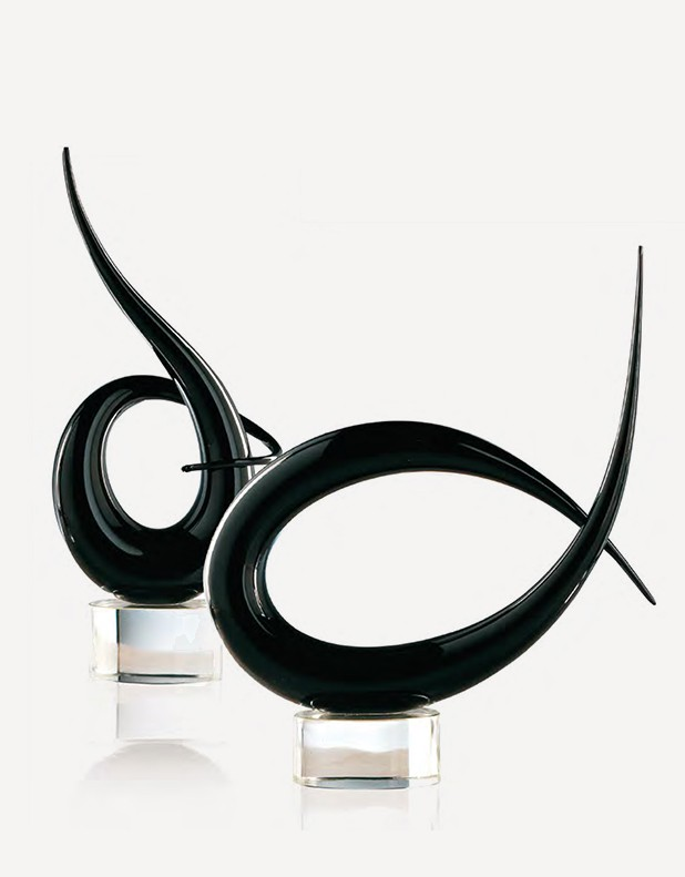 Nodus Torus - Murano Art Glass - Fornace Mian