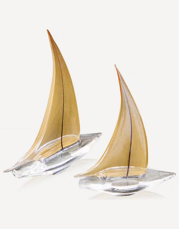 Navicula - Murano Glass Art - Fornace Mian