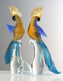 Avicula 2 - Murano Glass Art - Fornace Mian