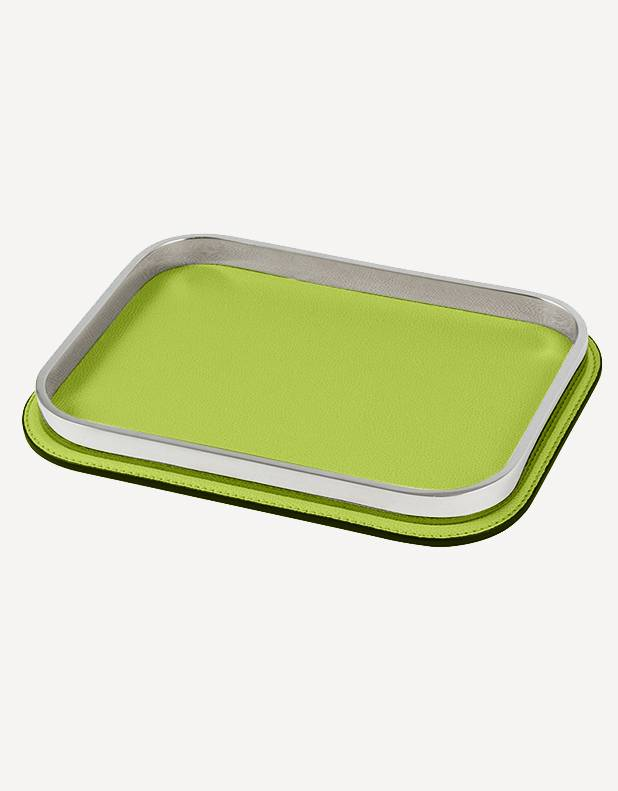 Regis Rectangular Valet Tray - Made in Italy - Giobagnara