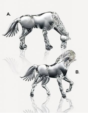 Equus - Arte Vetro di Murano - Fornace Mian