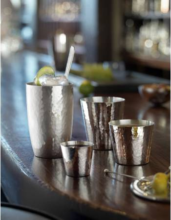 Martelé Tumbler Collection - Robbe & Berking