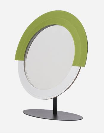 Yoko Specchio da Tavolo - Prodotto in Italia - Rudi