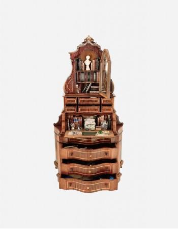 Mobile Veneziano - Mobile in Miniatura - Manuzio