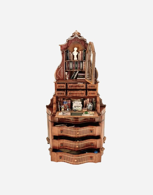 Venetian Structure - Forniture in Miniature