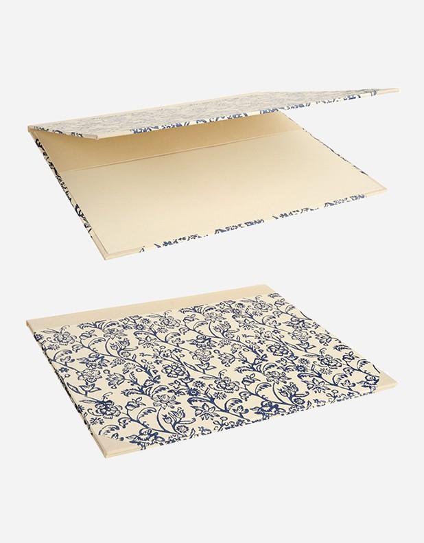 Exceptionnel ... Double Desk Blotter   Handprint Paper ...