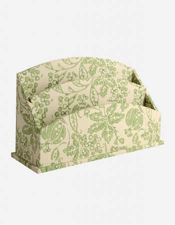 Letter Holder – Hand-printed Paper