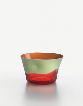 Dandy Bowl - Murano Glass - NasonMoretti