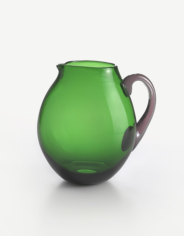 Handmade Murano Glass Pitcher Different Colors