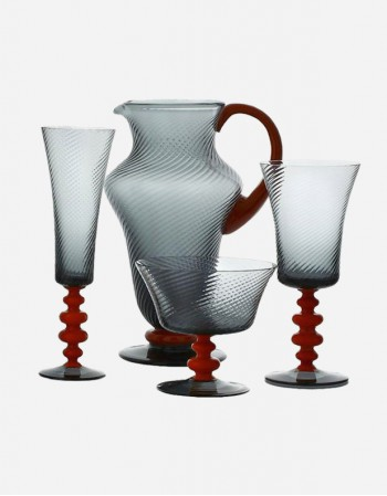 Topkapi Glass Collection - Murano Glass - NasonMoretti