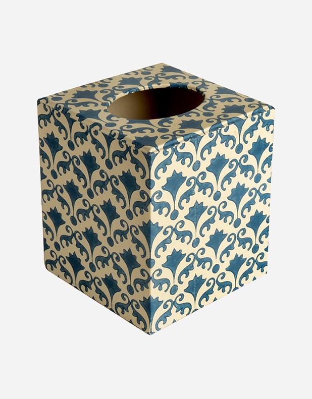 Kleenex Box Square - Handprint Paper