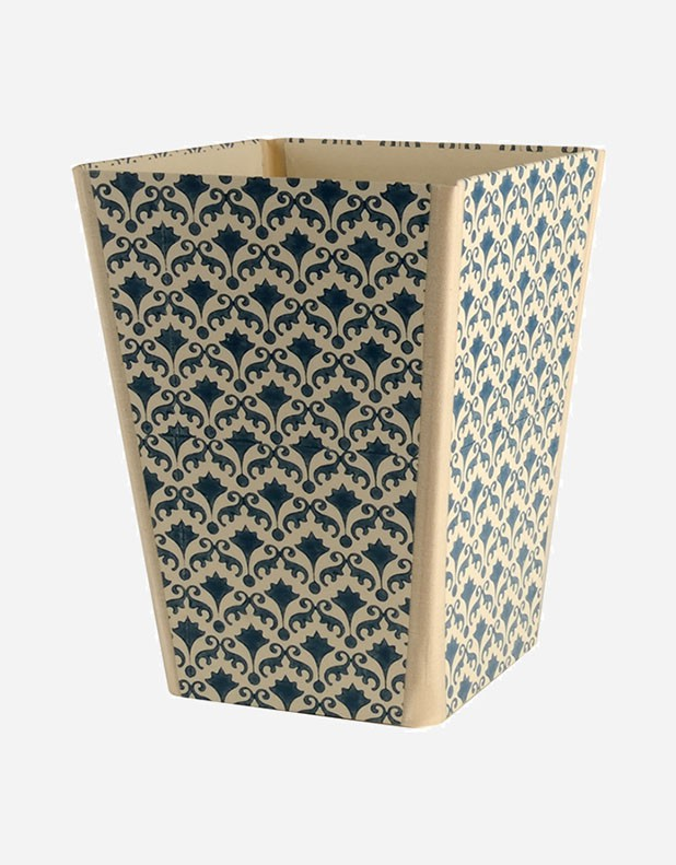 Wastepaper Bin - Handprint Paper