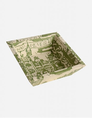Small Valet Tray – Hand-printed Paper
