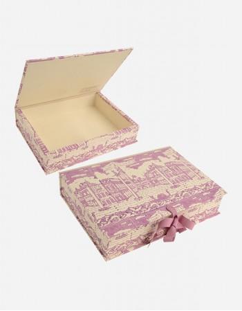 Box – Hand-printed Paper