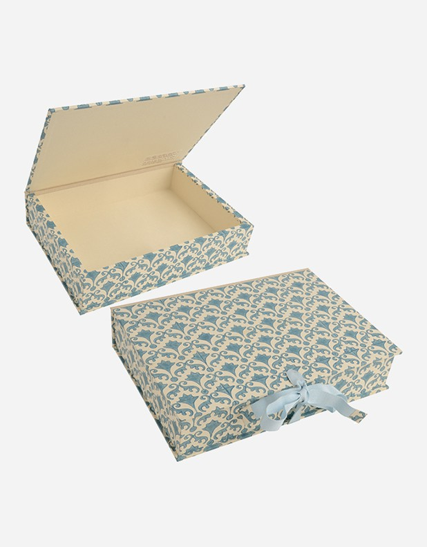Box - Handprint Paper