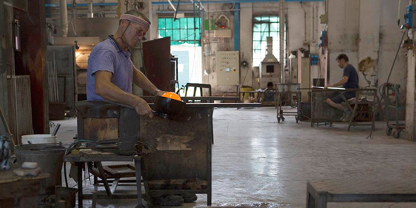 Discover a Murano Glass Furnace